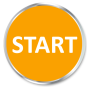 """Der """"Start""""-Button öffnet das Menü """"Baudaten"""""""